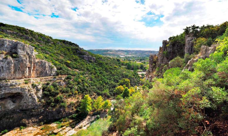 Балыкаялар каньон