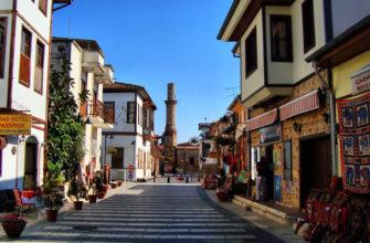 Старый город Калеичи в Анталии - где находится, как добраться, фото