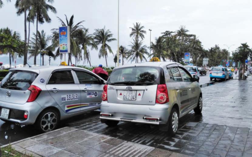 Такси в Нячанге
