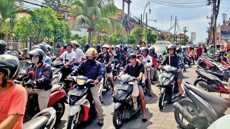 Семиньяк на Бали