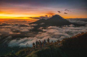 Вулканы Бали - экскурсии, восхождения, где находятся