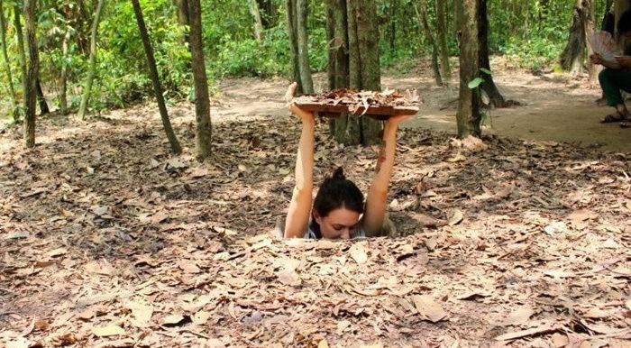 Туннели Кучи во Вьетнаме - описание, где находятся