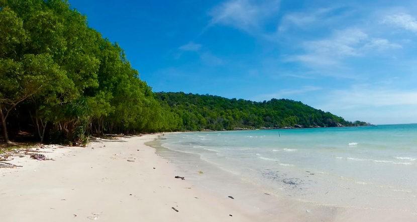 Пляжи Фукуока (Вьетнам) - где находятся, описание