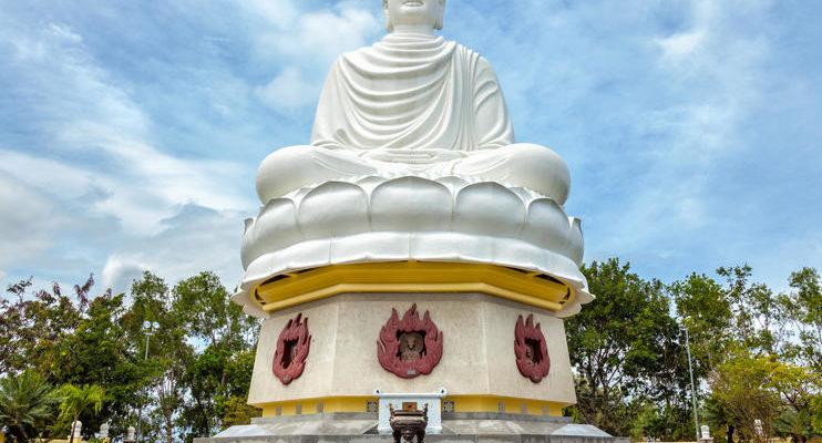 Пагода Лонг Шон - где находится, как добраться, фото