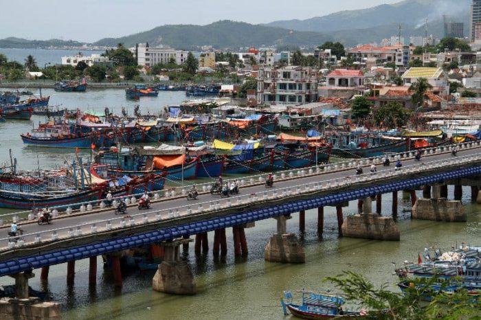 Рыбацкая деревня Нячанг