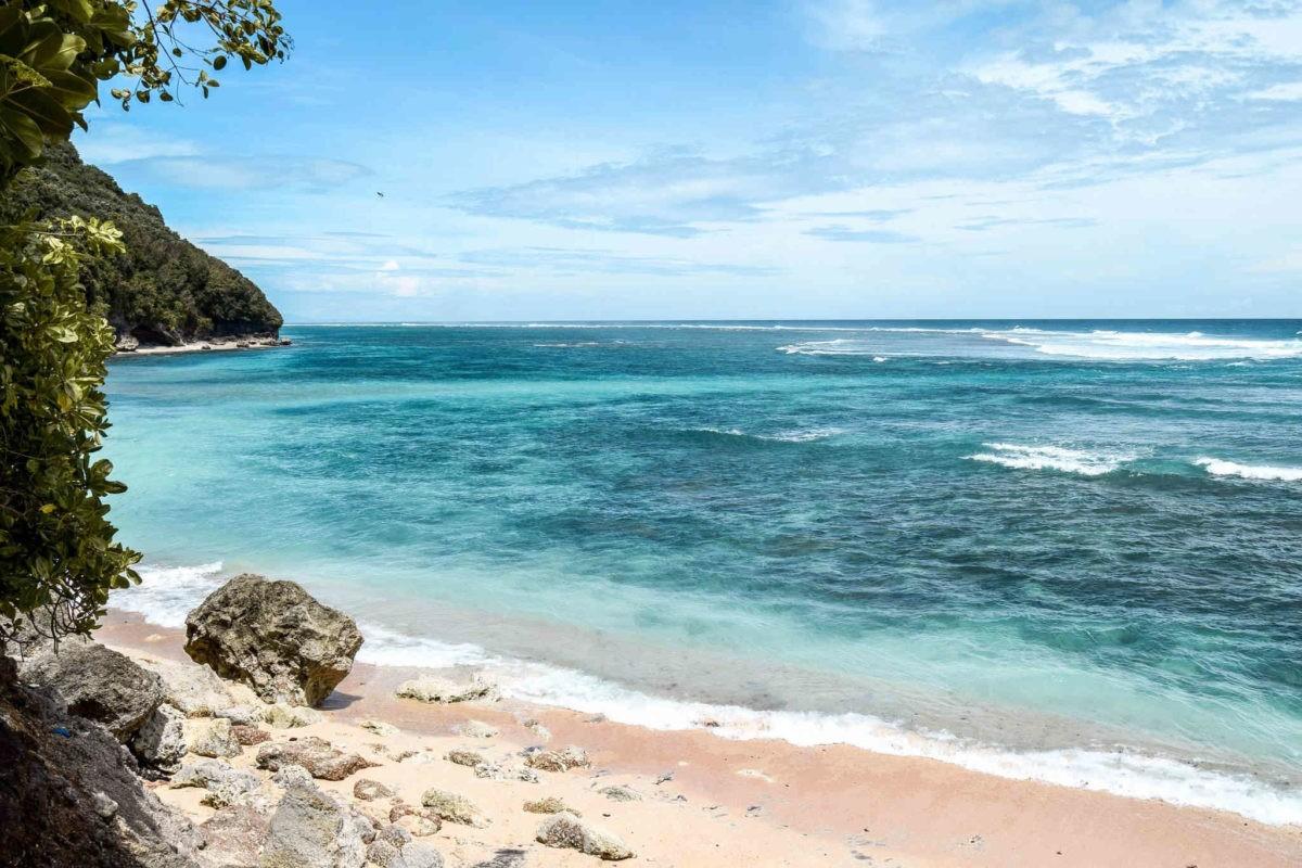 Красивая море на Бали