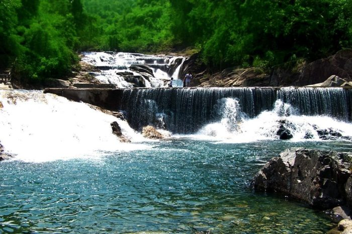 Водопады Янг Бэй Нячанг
