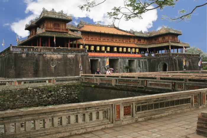 Thanh Nha Trang Citadel