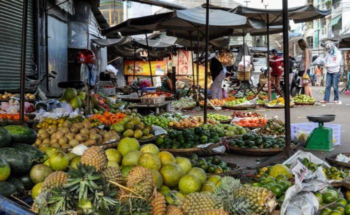 Рынок Дам Нячанг
