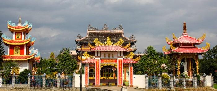Пагода Чуи Суи До