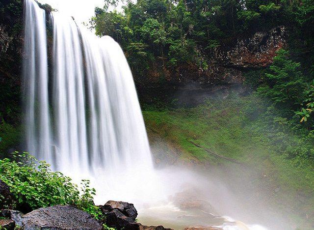 Большой водопад