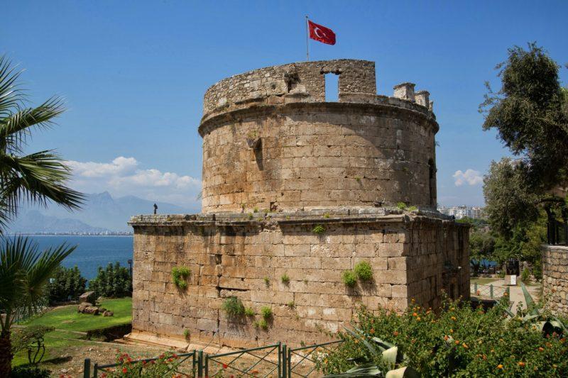 Башня Хадырлык