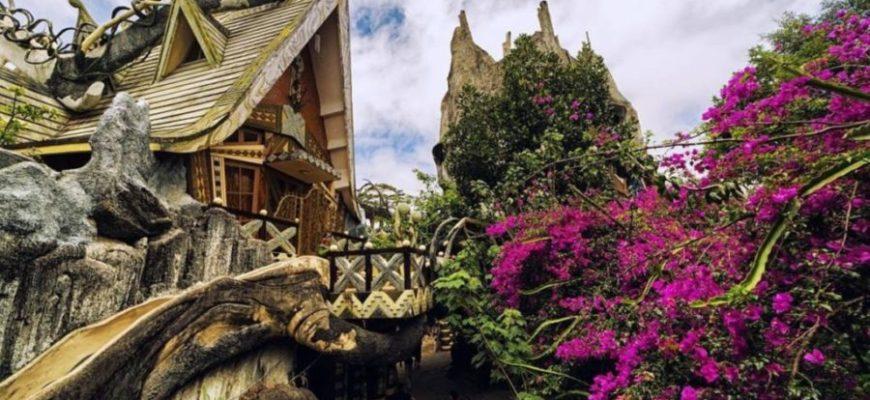 Сумасшедший дом во Вьетнаме (Crazy House) - фото, где находится, как добраться