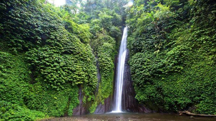Водопад Мундук