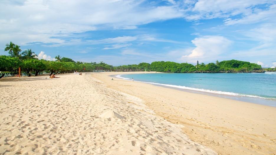 Пляж Нуса-Дуа - развлечения, отели, инфраструктура
