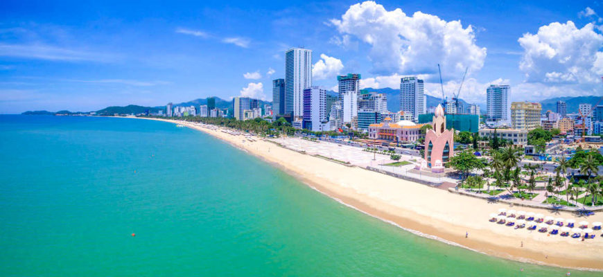 Пляжи Нячанга - где находятся, фото, описание [14 пляжей]