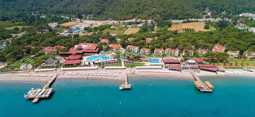 Пляжи Анталии с песком и галькой - фото, описание, отели