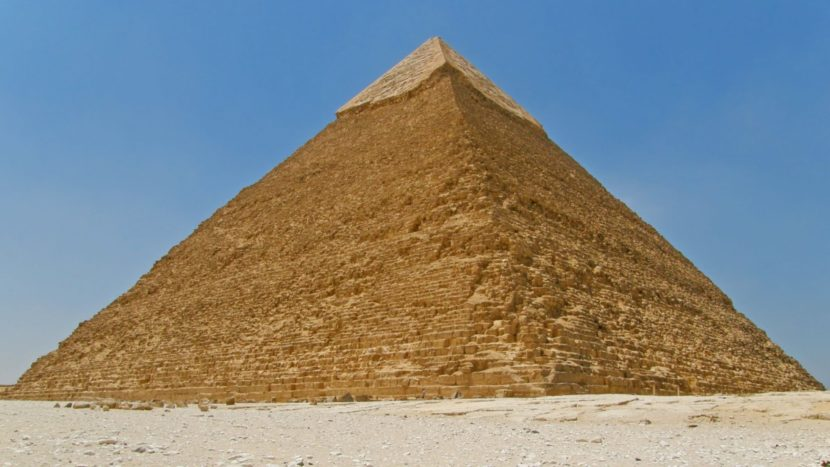 Пирамида Хафре