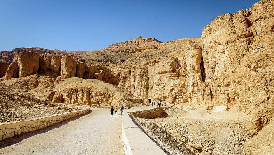 Достопримечательности Египет
