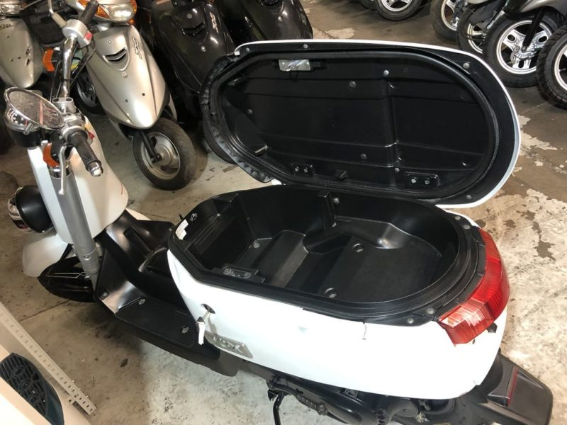 Скутер багажник
