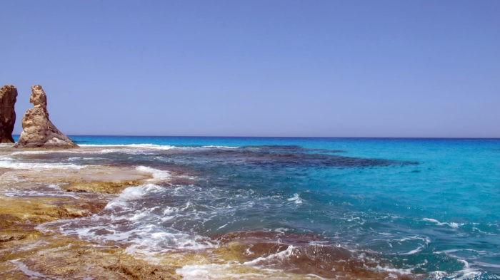 Пляж Клеопатра в Египте