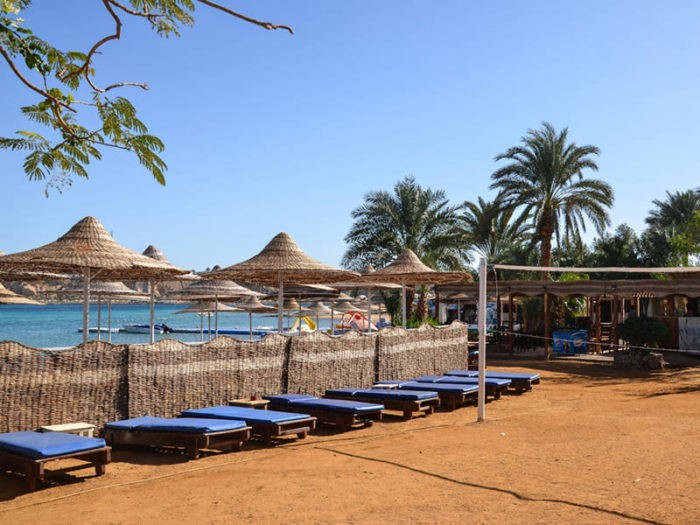 Пляж Олд Вик