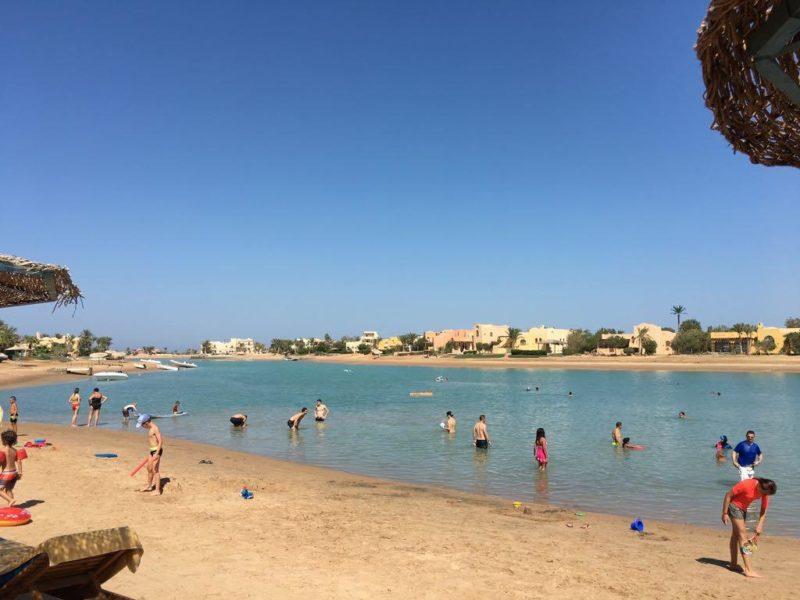 Пляж Эль-Гуна