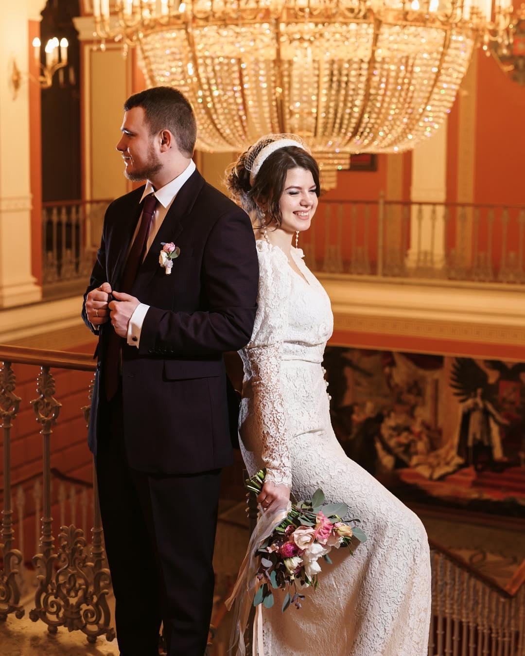 Свадебная фотосессия в Санкт-Петербурге - лучшие места в плохую погоду