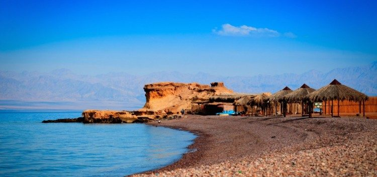 Эль-Гарам пляж