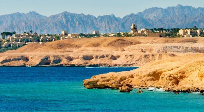 Курорты Египта на Красном и Средиземном море - фото, описание