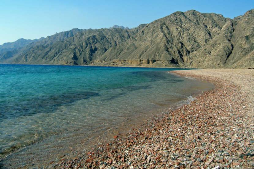 Пляж Рас Абу Галум