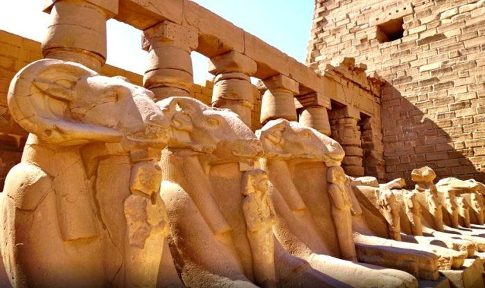 Карнакский храм в Египте - где находится, как добраться, стоимость билета