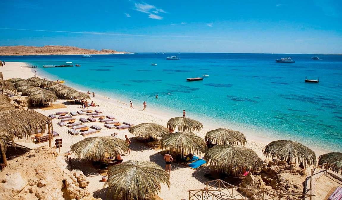 7 лучших пляжей Хургады - фото, описание, где отдыхать в 2020 году