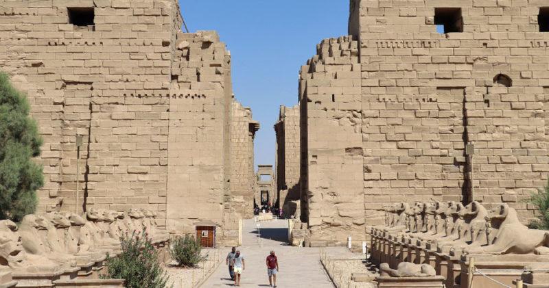 Достопримечательности Египта - фото с названием и описанием [33 места]