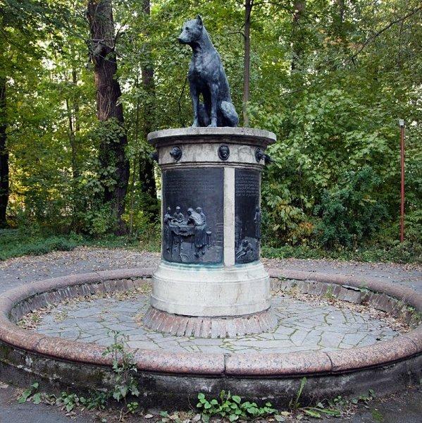 Памятники животным в Санкт-Петербурге - фото с описанием [22 памятника]