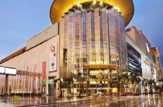 Торговый центр в Таиланде