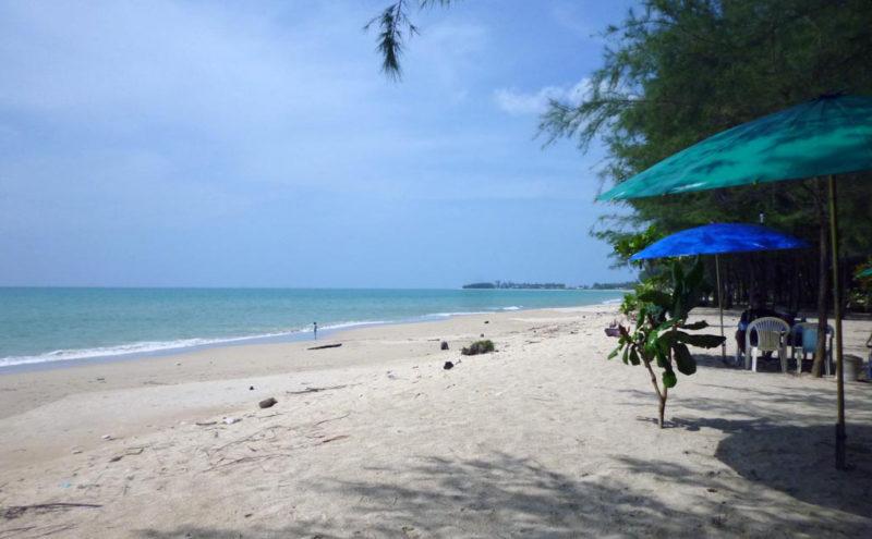 Као Лак пляж