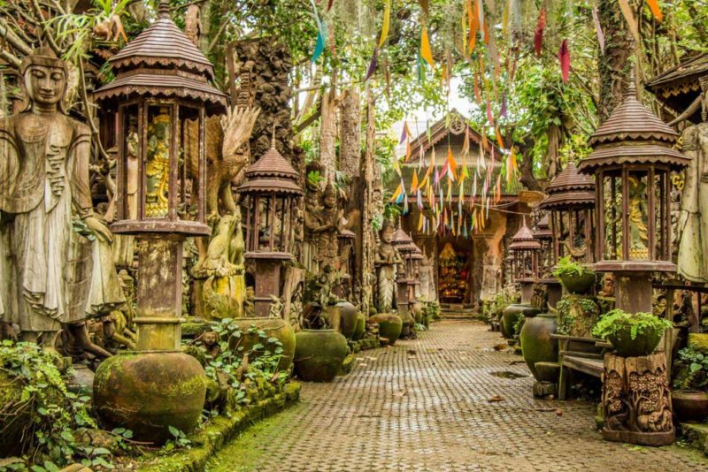 Джнгули с храмом