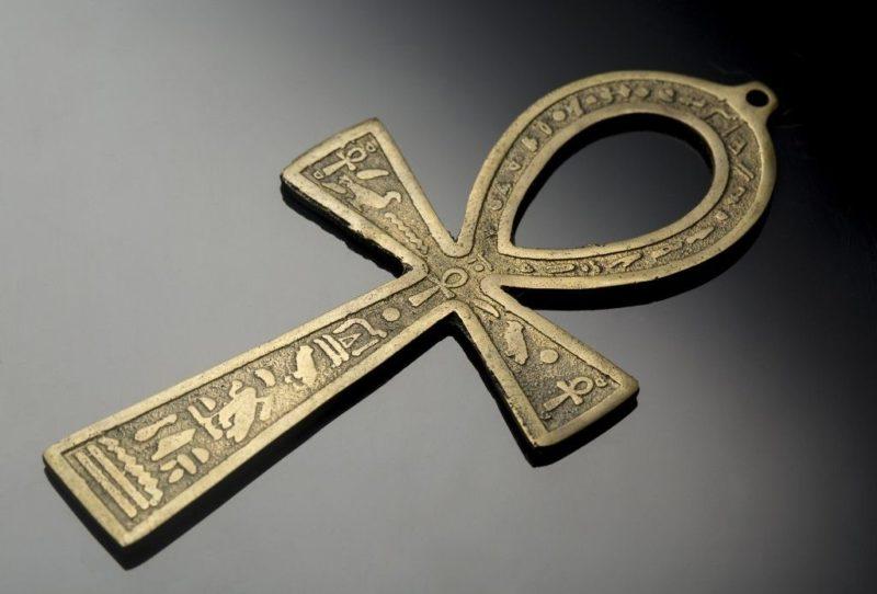 Анкх или коптский крест