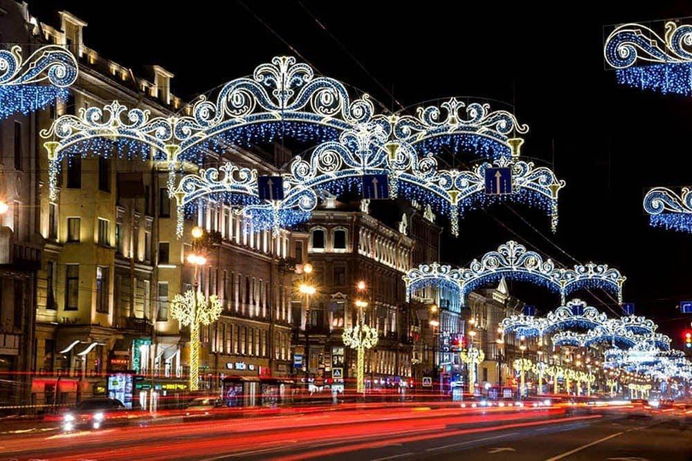 Новый Год в Санкт-Петербурге 2021 - куда сходить, рестораны, мероприятия, отзывы