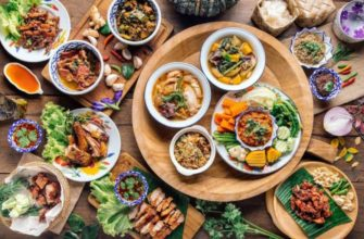 Еда в Тайланде - что попробовать, фото, описание