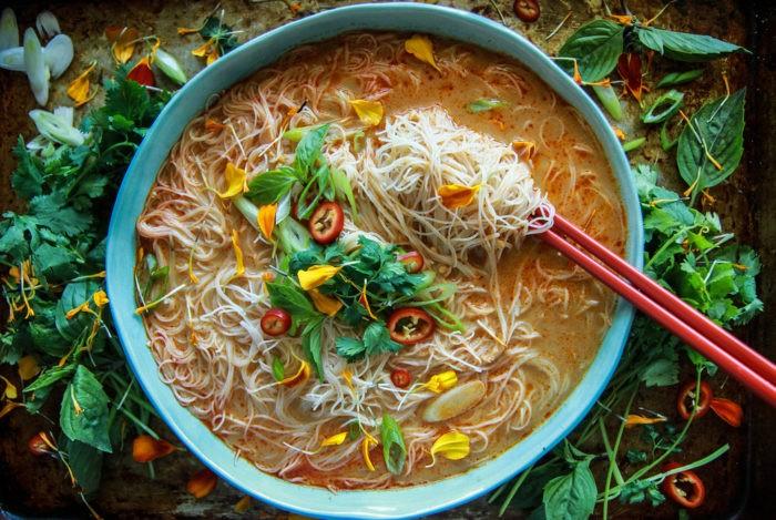 Суп в Таиланде