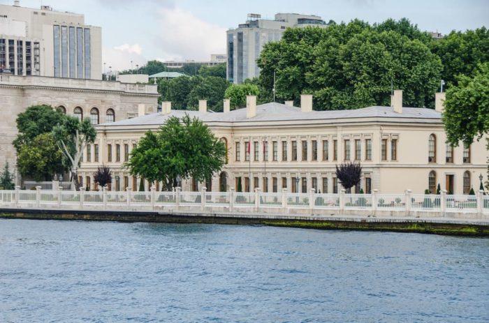 Музей изобразительных искусств в стамбуле