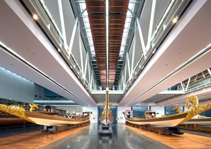 Морской музей в Стамбуле