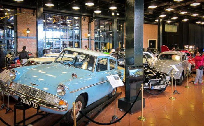 Индустриальный музей рРахми Коча