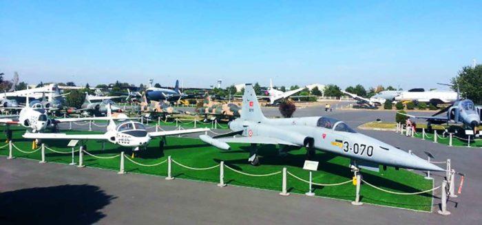 Музей авиации в Стамбуле