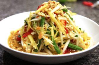 Еда на Пхукете - Тайская кухня, что попробовать