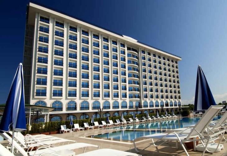 отель в Анталии
