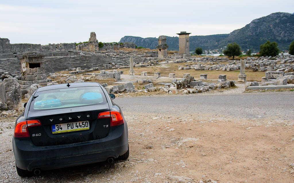Аренда авто в Турции - какие права нужны, цены, где арендовать