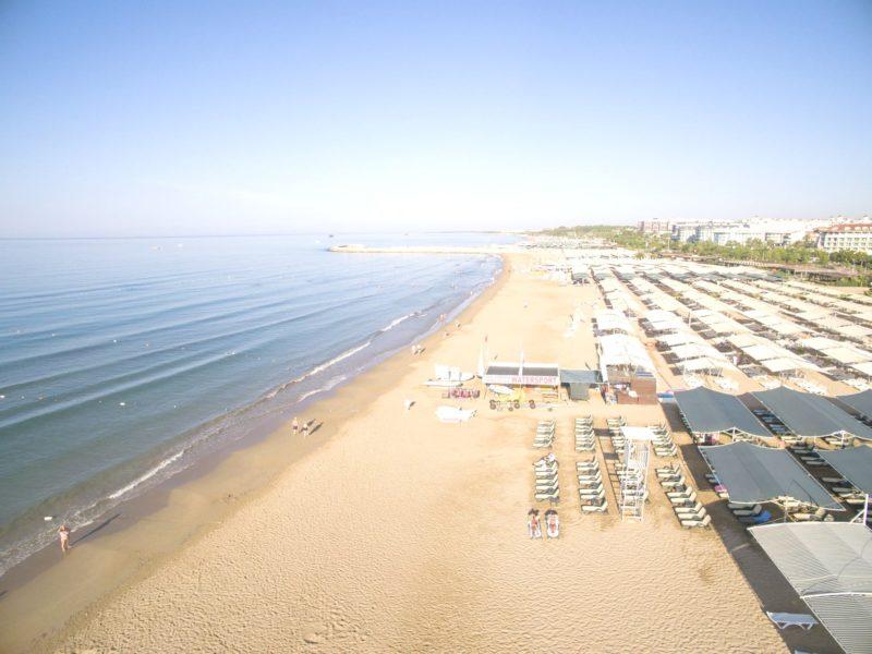 Пляж Эвренсеки